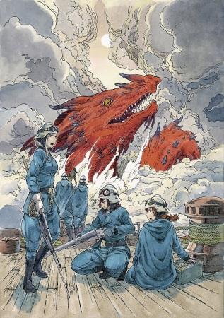 Kuutei Dragons