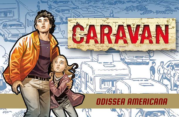 caravan comic
